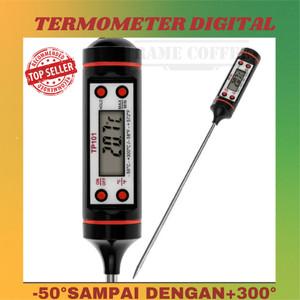 Harga termometer kopi v60 taffware alat pengukur suhu air minuman | HARGALOKA.COM