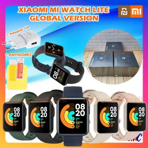 Harga xiaomi mi watch lite gps global version redmi watch smartwatch     HARGALOKA.COM
