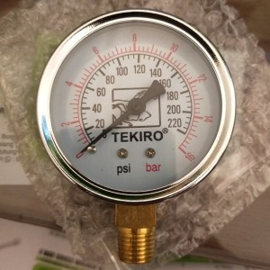 Katalog Meteran Angin Bertekanan Tekiro Air Pressure Gauge 16 Bar Katalog.or.id