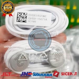 Harga earphone headset samsung a10 a20 a30 a50 made in indonesia ori 100   | HARGALOKA.COM
