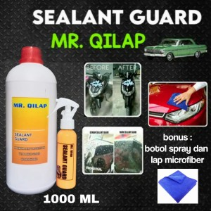 Harga sealant guard 1 liter coating wax poles body velg mobil motor | HARGALOKA.COM