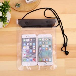 Harga waterproof handphone case sarung hp anti air case max ukuran besar   | HARGALOKA.COM