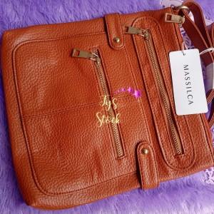 Harga massilca dakota sling bag   tas selempang   | HARGALOKA.COM