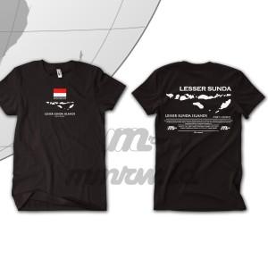 Harga tshirt lesser sunda islands   indonesia island series   mmrw project   s | HARGALOKA.COM