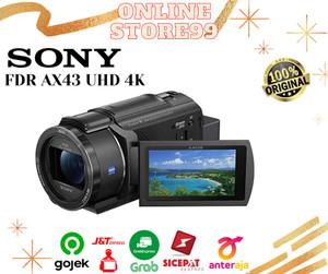 Harga sony fdr ax43 uhd 4k handycam | HARGALOKA.COM