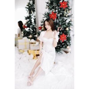 Harga elavoz avery long dress   | HARGALOKA.COM