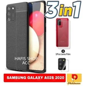 Harga soft case samsung galaxy a02s garskin skin carbon film tg camera   HARGALOKA.COM