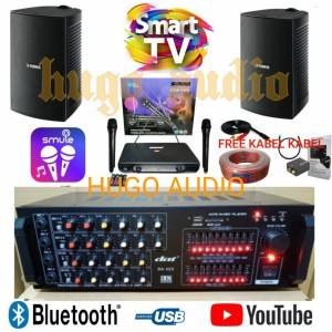 Harga paket sound system karaoke simple dan murah yamaha vs 6 | HARGALOKA.COM