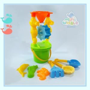 Harga mainan pasir cetakan sekop ember pantai beach   HARGALOKA.COM