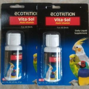 Harga vitasol daily liquid multi vitamin import untuk semua | HARGALOKA.COM