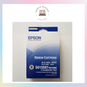 Harga tinta epson ribbon dlq 3500 3500c 3000c original | HARGALOKA.COM