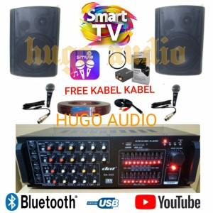 Harga paket sound system karaoke simple dan | HARGALOKA.COM