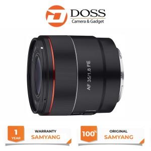 Harga samyang af 35mm f1 8 fe lens for sony e   HARGALOKA.COM