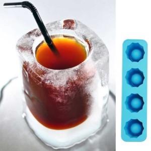 Harga cetakan es batu model bentuk gelas mini unik lucu korea teh dan | HARGALOKA.COM