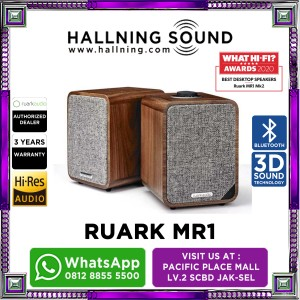 Harga ruark audio mr1 winning award bluetooth speaker system   | HARGALOKA.COM