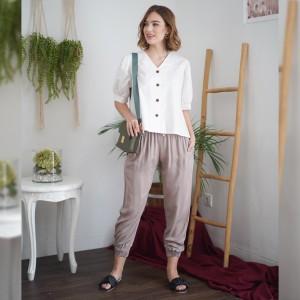 Harga erica blouse beatrice clothing   blouse wanita   | HARGALOKA.COM