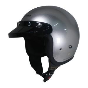 Harga helm cargloss cf retro silver met   sesuai difoto   HARGALOKA.COM