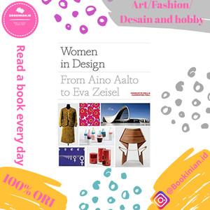 Harga women in design from aino aalto to eva | HARGALOKA.COM
