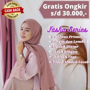 Harga alosha scarf pashmina baby doll premium jilbab pashmina hijab pasmina   | HARGALOKA.COM