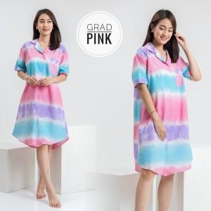 Harga baju tidur wanita daster piyama dengan berbagai motif cantik   grad | HARGALOKA.COM