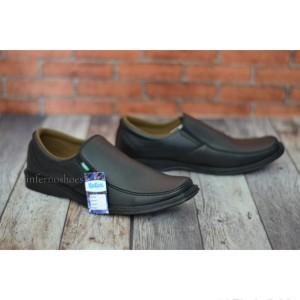 Harga sepatu pantofel pria kerja kantor formal kualitas premium   38 | HARGALOKA.COM