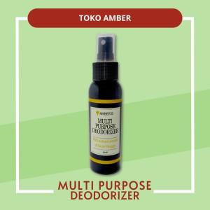Harga amber spray ajaib penghilang bau apek sepatu tas helm jaket toilet     HARGALOKA.COM