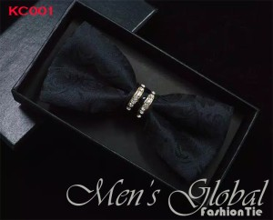 Harga dasi kupu bow tie model crystal casual formal polos batik mc wedding   | HARGALOKA.COM