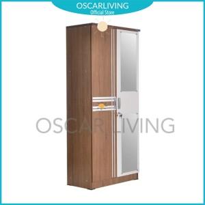 Harga olympic lp luna lemari pakaian 2 pintu cermin khusus jabodetabek | HARGALOKA.COM