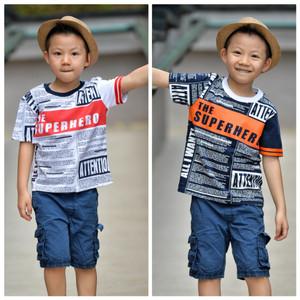 Harga ton kids tshirt anak usia 4 6 8 th | HARGALOKA.COM