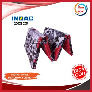 Harga 200x80x10 kasur lipat inoac asli tebal 10 cm kasur lipat | HARGALOKA.COM