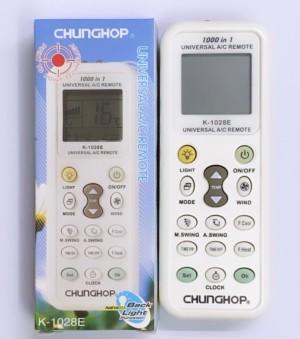 Harga remote ac k1028 chunghop ac | HARGALOKA.COM