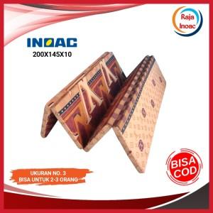 Harga 200x145x10 kasur lipat inoac asli tebal 10 cm kasur lipat | HARGALOKA.COM