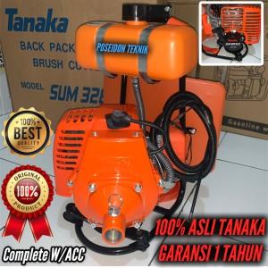 Harga mesin potong rumput tanaka sum 328 se brush cutter made in | HARGALOKA.COM