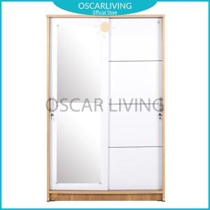 Harga lemari pakaian 2 pintu cermin sliding olympic lsd eero   | HARGALOKA.COM