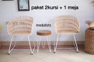 Harga me amp dots   kursi rotan dan | HARGALOKA.COM