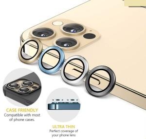 Harga iphone 12 pro max ring lensa camera pelingdung kamera lens protector   | HARGALOKA.COM