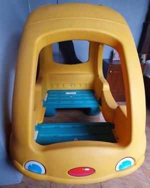 Harga little tikes yellow car tempat tidur dan mainan anak prelove | HARGALOKA.COM