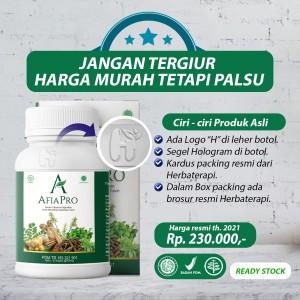 Harga afiapro obat kolesterol diabetes hipertensi asam   HARGALOKA.COM