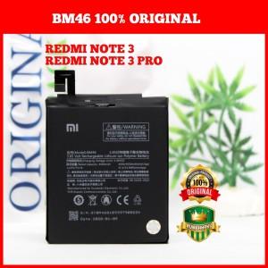 Harga baterai batre xiaomi redmi note 3 pro bm46 original   | HARGALOKA.COM