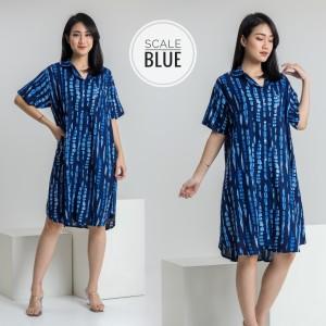 Harga baju tidur wanita piyama daster rayon dengan banyak motif super cantik   scale | HARGALOKA.COM