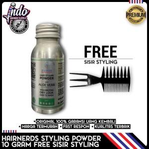 Harga Hairnerds Hair Styling Powder Katalog.or.id