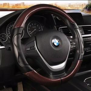 Harga mazda 3 sedan setir cover mobil leather domba asli carbon | HARGALOKA.COM