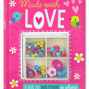 Harga made with love a book for best friends to | HARGALOKA.COM