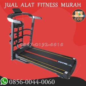 Harga alat fitness treadmill elektrik 1 5hp tl 615 bisa cod | HARGALOKA.COM