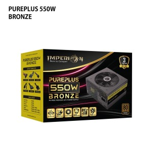 Harga power supply psu imperion pureplus 550w | HARGALOKA.COM