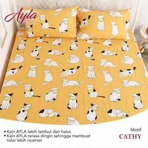 Harga sprei motif kucing   100 | HARGALOKA.COM