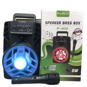Harga speaker bluetooth mp3 fleco f   HARGALOKA.COM