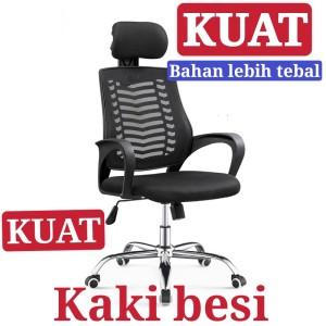 Harga kursi kantor kursi jaring kursi staff kursi kerja | HARGALOKA.COM