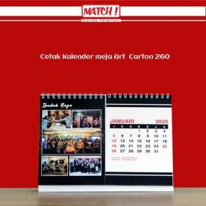 Harga kalender meja a5 6 lembar art carton 260 1 lembar 2 | HARGALOKA.COM