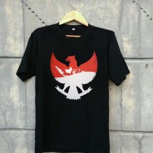 Harga kaos garuda pancasila indonesia distro | HARGALOKA.COM